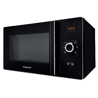 Hotpoint MWH2524B Freestanding Combination Microwave Black