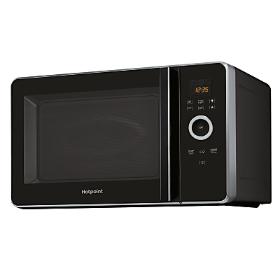 Hotpoint MWH30243B Freestanding Combination Microwave Black