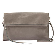 Buy Mint Velvet Evie Simple Zip Clutch Online at johnlewis.com