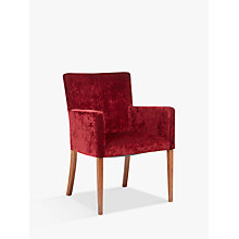 Buy John Lewis Helene Dining Chair, Red Berry Online at johnlewis.com