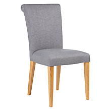 Buy John Lewis Evelyn Chair, Infinity Steel Online at johnlewis.com