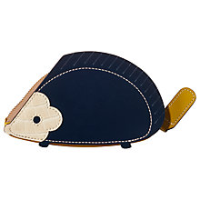 Buy Orla Kiely Hedgehog Coin Purse, Navy Online at johnlewis.com