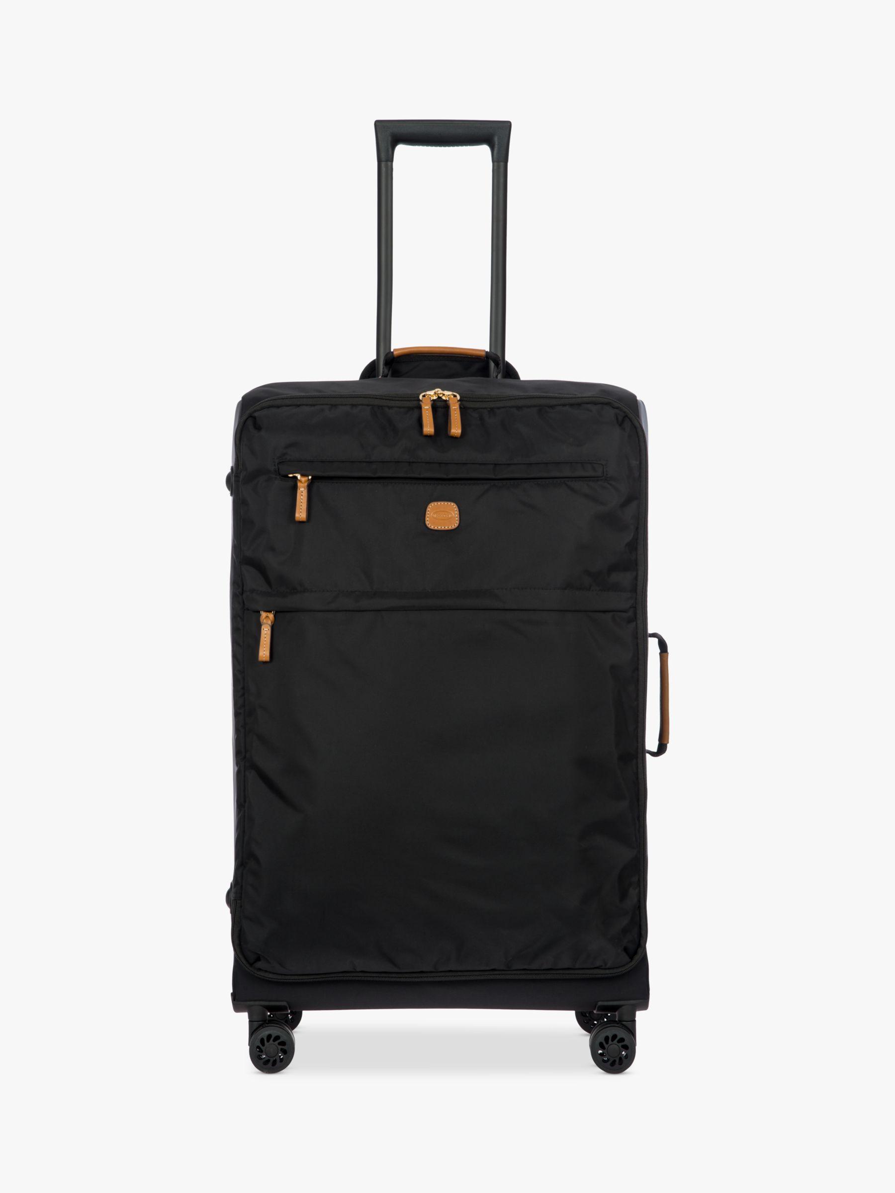 Bric's Bric's X Travel 77cm 4-Wheel Large Suitcase, Black