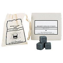 Buy Men's Society Whiskey Stones, Set of 6 Online at johnlewis.com
