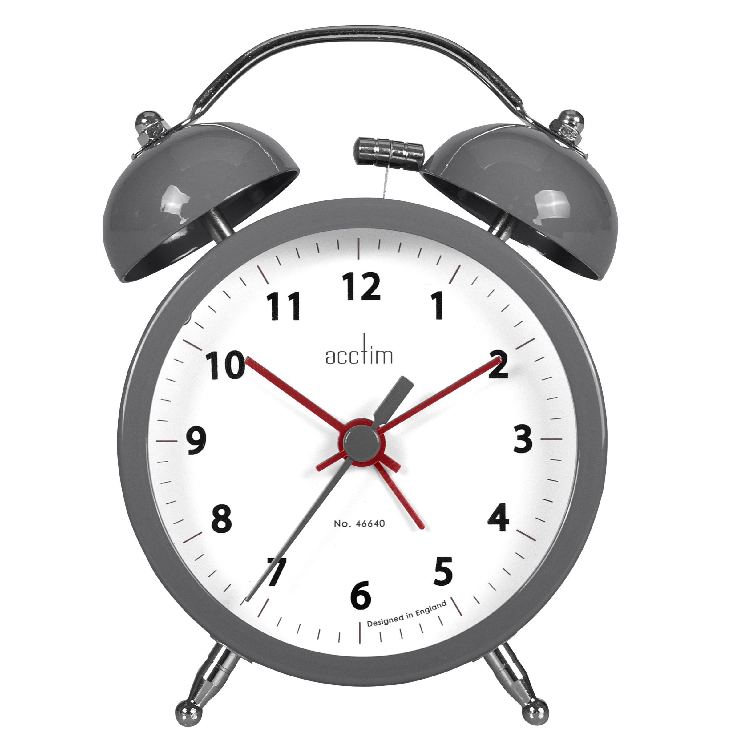 Acctim Acctim Zeno Twinbell London Alarm Clock