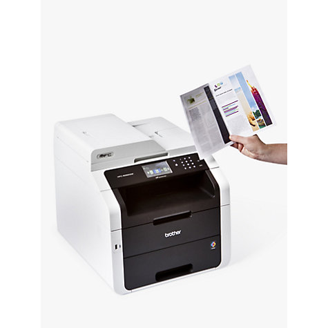 buy brother mfc 9330cdw colour laser all in one printer with duplex fax network and wi fi. Black Bedroom Furniture Sets. Home Design Ideas