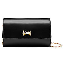 Buy Ted Baker Aelia Leather Small Across Body Bag Online at johnlewis.com