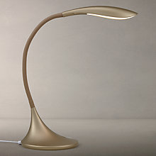 Buy John Lewis Curve LED Table Lamp Online at johnlewis.com