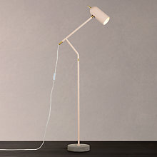 Buy Design Project by John Lewis No.045 Floor Lamp, Pink Online at johnlewis.com