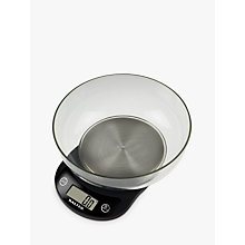 Buy Salter Precision Electronic Kittchen Bowl Scale, 3kg Online at johnlewis.com