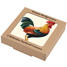 Buy Emma Bridgewater Chicken Coasters, Set of 4 Online at johnlewis.com