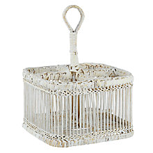 Buy John Lewis Coastal Open Weave Wine Caddy Online at johnlewis.com