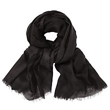Buy John Lewis Wool Silk Blend Pashmina Online at johnlewis.com