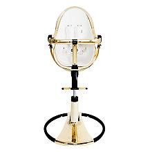 Buy bloom Fresco Chrome Yellow Gold Highchair Online at johnlewis.com