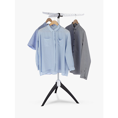 buy lewis upright indoor clothes airer lewis