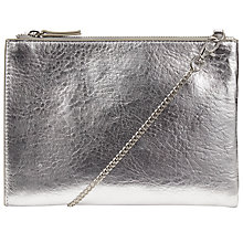 Buy John Lewis Helena Contrast Pouch Clutch Bag Online at johnlewis.com