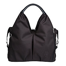Buy Laessig Neckline Changing Bag, Black Online at johnlewis.com