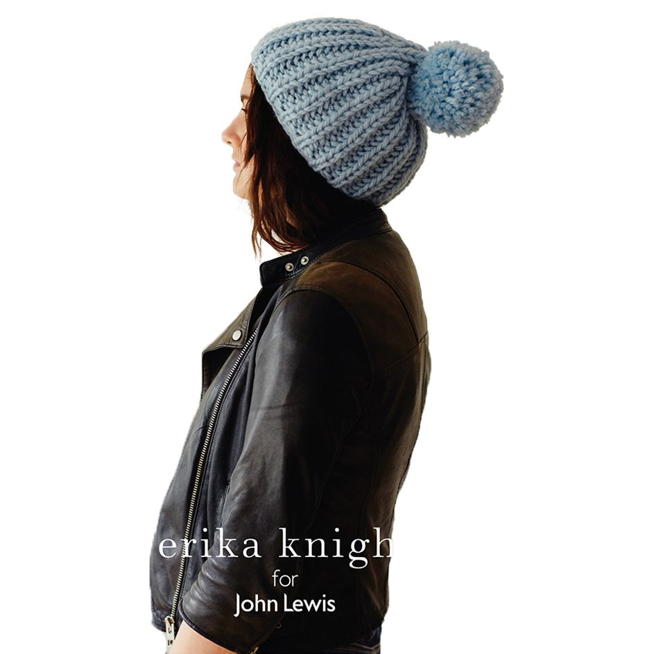 Knitting Pattern John Lewis : Buy Erika Knight for John Lewis Headband and Pom Pom Knitting Pattern John ...