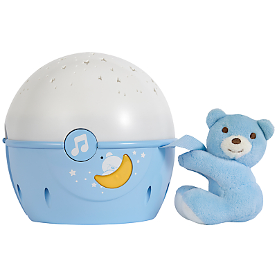 Image of Chicco Next To Me Nightlight, Blue