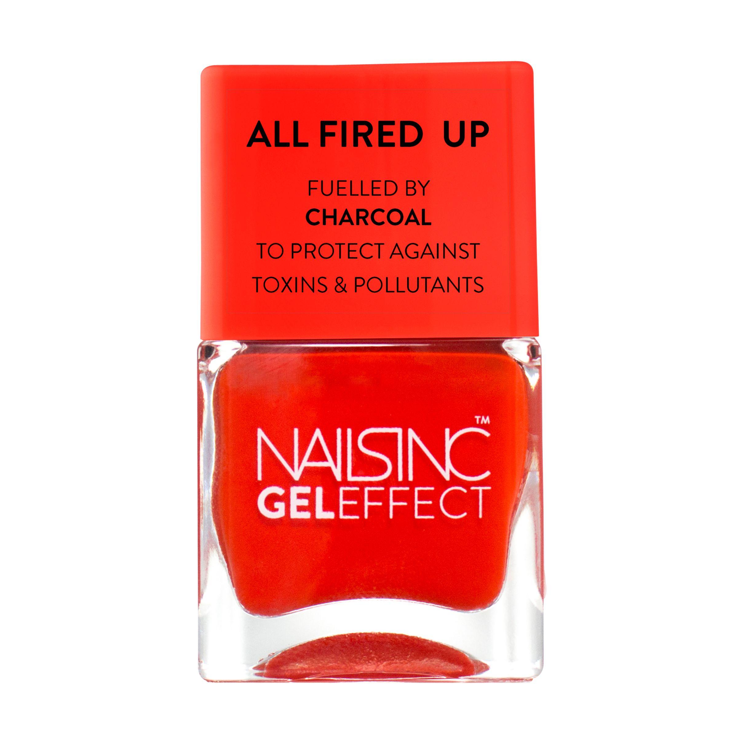 Nails Inc Nails Inc All Fired Up Nail Polish, 14ml
