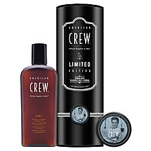 Buy American Crew King of Rock 'n' Roll Classic 3-in-1 and Fibre Duo Online at johnlewis.com