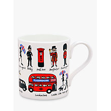 Buy McLaggan Smith London Beefeater Mug Online at johnlewis.com