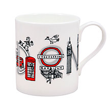Buy McLaggan Smith Iconic London Mug Online at johnlewis.com