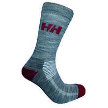 Buy Helly Hansen Wool Socks, Pack of 2 Online at johnlewis.com