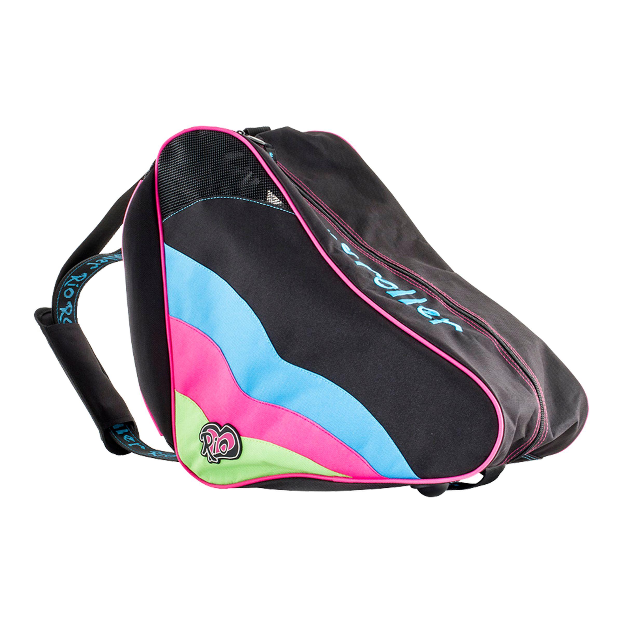 Rio Roller Rio Roller Passion Skate Bag, Black