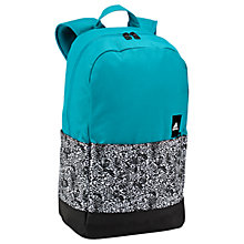 Buy Adidas Classic Graphic 5 Medium Sports Bag, Black/Blue Online at johnlewis.com