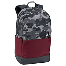 Buy Adidas Classic G4 Medium Sports Bag, Grey Online at johnlewis.com