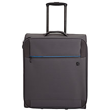 Buy Qubed Pi 2-Wheel 55cm Wide Cabin Suitcase Online at johnlewis.com