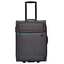 Buy Qubed Pi 2-Wheel 55cm Small Cabin Suitcase Online at johnlewis.com