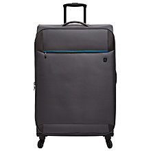 Buy Qubed Pi 4-Wheel 75cm Large Suitcase Online at johnlewis.com