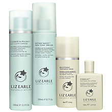 Buy Liz Earle Cleanse & Polish™ and Skin Tonic Spritzer with Gifts Online at johnlewis.com