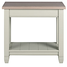 Buy Neptune Chichester Tall Side Table, Shingle Online at johnlewis.com