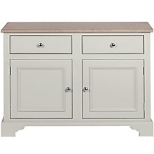Buy Neptune Chichester 4ft Sideboard, Shingle Online at johnlewis.com