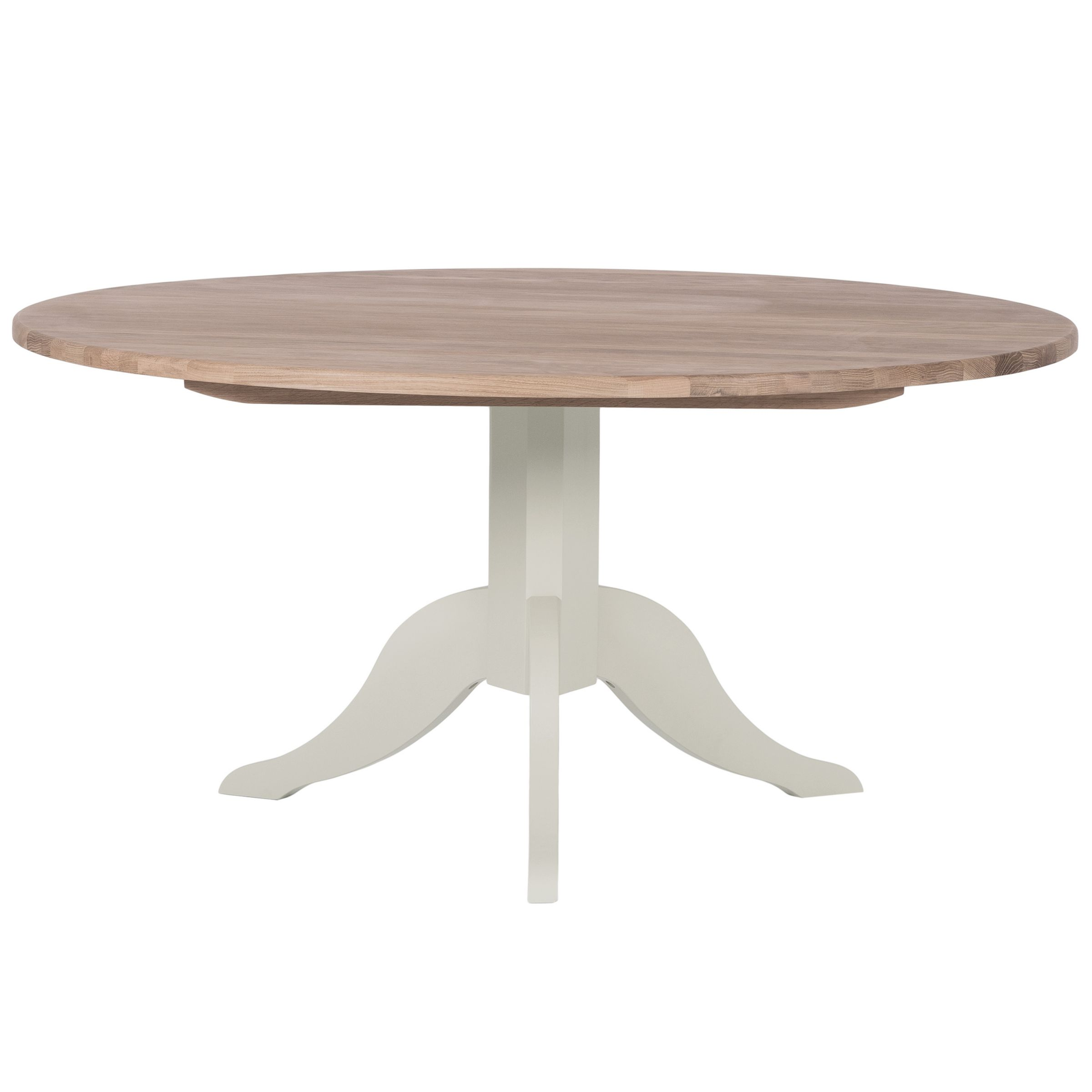 Neptune Chichester cm Round Dining Table Shingle
