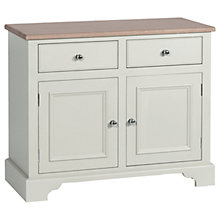 "Buy Neptune Chichester 3ft 6"" Sideboard, Shingle Online at johnlewis.com"
