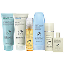 Buy Liz Earle Shampoo, Conditioner, Hair Oil and Body Wash with Gifts Online at johnlewis.com