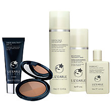 Buy Liz Earle Skin Tint, 01, Bronzer and Exfoliator with Gifts Online at johnlewis.com