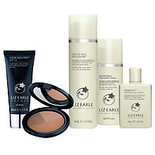Buy Liz Earle Skin Tint, 02, Bronzer and Exfoliator with Gifts Online at johnlewis.com