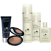 Buy Liz Earle Skin Tint, 03, Bronzer and Exfoliator with Gifts Online at johnlewis.com