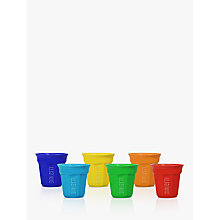 Buy Bialetti Espresso Cups, Set of 6, Multi Online at johnlewis.com