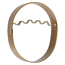 Buy John Lewis Easter Egg Cookie Cutter Online at johnlewis.com
