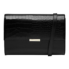 Buy Ted Baker Lotte Leather Across Body Bag Online at johnlewis.com