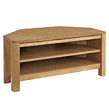 Buy John Lewis Seymour Corner TV Stand Online at johnlewis.com