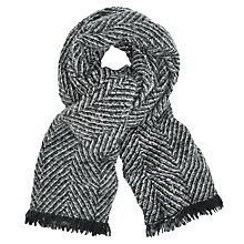 Buy Numph Aquanetta Scarf, Cloud Dancer Online at johnlewis.com