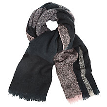 Buy Numph Ardinia Scarf, Salute/Pink Online at johnlewis.com