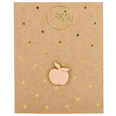 Des Petits Hauts Lanatole Apple Pin